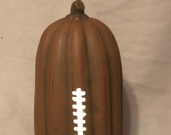Pumpkin Football