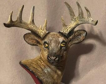 Bama Buck Ceramic Art