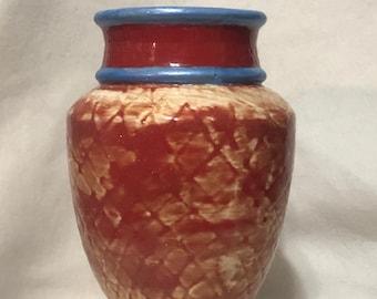 Decorative Glazed  Ceramic Vase