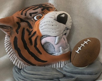 Auburn Tigers Ceramic Sports Memorabilia