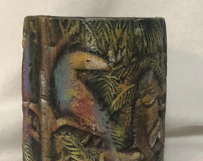Featured listing image: Ceramic Jungle Vase