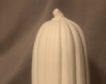 Large Pumpkin Ceramic Bisque ready to paint