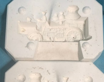 Mold for Train Engine