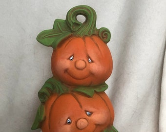 Ceramic Pumpkin Stack