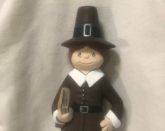 Slim Pilgrim Ceramic Art
