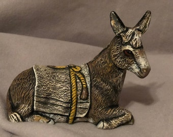 Donkey Ceramic Art