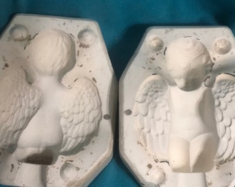 Mold for Kneeling Cherub arms attachment not included