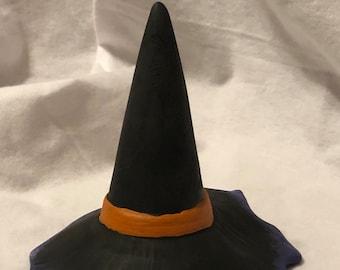 Witches Hat Ceramic Art