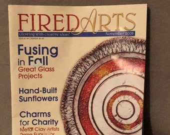 Fired Arts Magazine