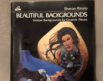 Beautiful Background Book
