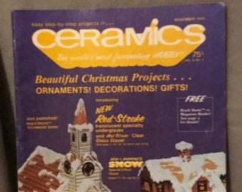 Vintage How to do Ceramics Book