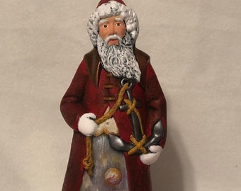 Nautical Santa Claus