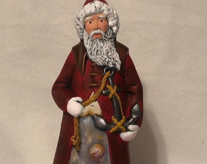 Nautical Santa Claus