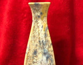Rare Vintage Glazed Deco Vase