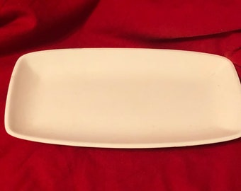 Rare Tray in ceramic bisque ready to paint by jmdceramicsart