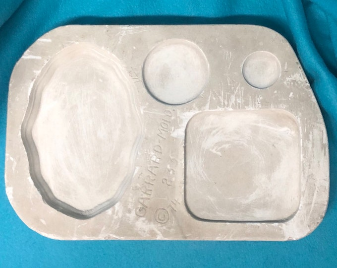 Picture Frames in different shapes Mold by Garrard Molds