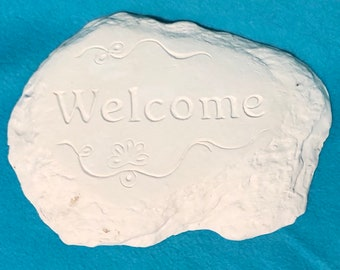 Welcome Plaque Wall Hanging