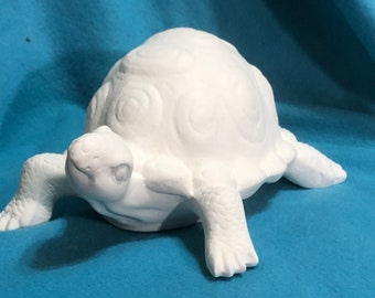 Turtle Ceramic Bisque ready to paint