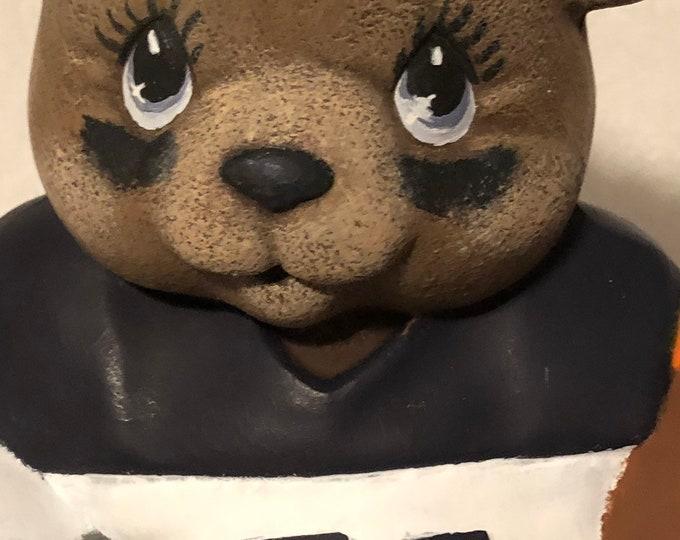 Johnny the Auburn Bear