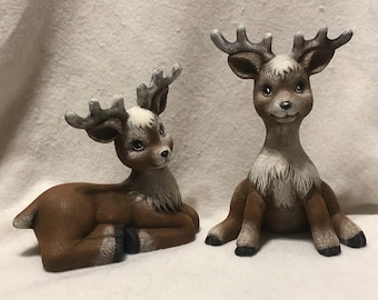 Set of Baby Deer
