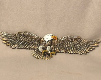 American Eagle Wall Hanging or Incense Holder
