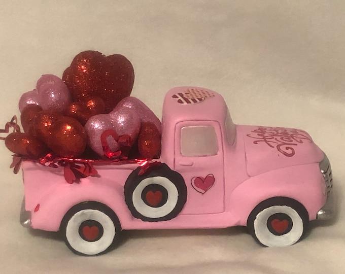 Limited Edition Vintage Valentines Pickup