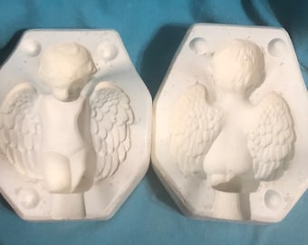 Mold for Kneeling Angel