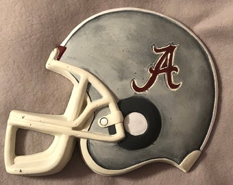 Ceramic Alabama Helmet
