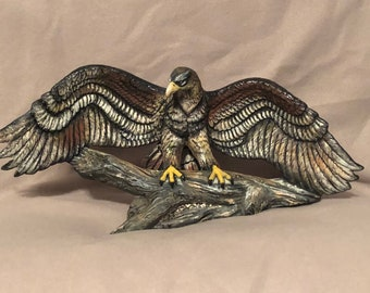 Ceramic Eagle