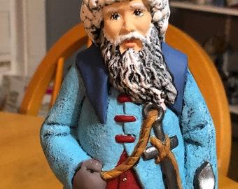 Nautical Santa