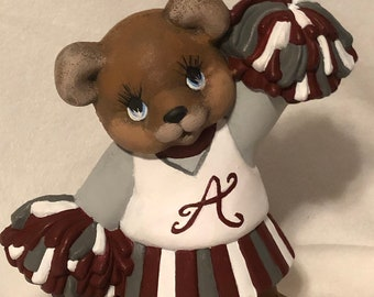 Bama Cheerleader