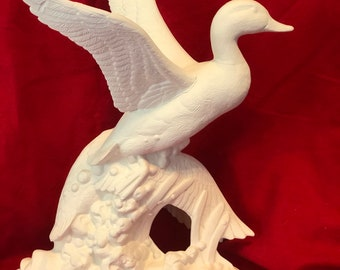 Ceramic Ducks in bisque ready to paint by jmdceramicsart Bisques Pick coming