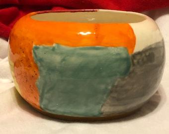Glazed Ceramic Candy Dish by jmdceramicsart