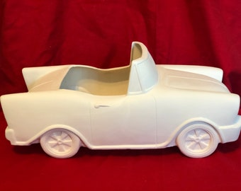 Mayco Vintage Convertible (planter) in ceramic bisque ready to paint from jmdceramicsart