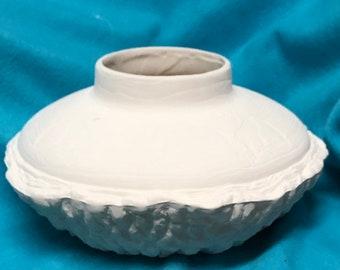 Lodge Pot Ceramic Bisque