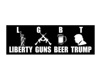 5c8148333 Beer and guns | Etsy