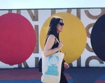 Threeclops Shopping Bag