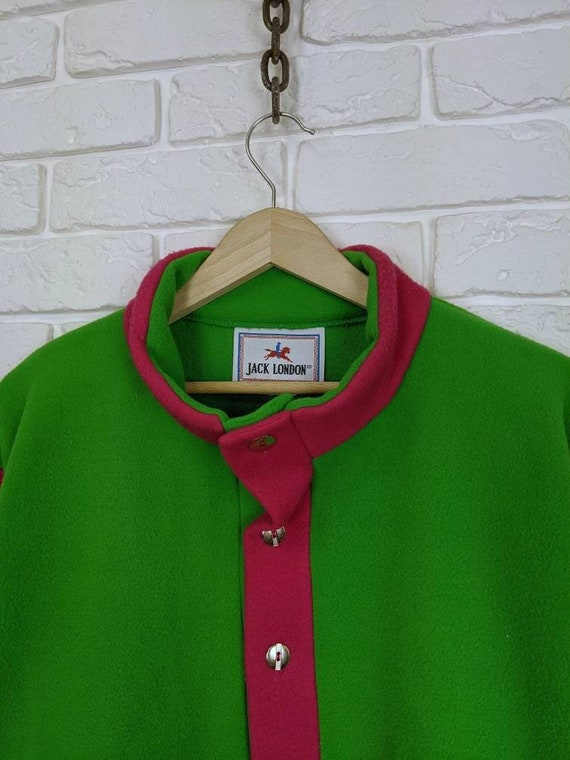 JACK LONDON fleece jacket