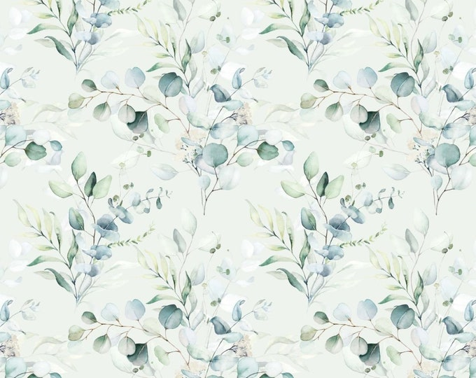 Featured listing image: Jersey botanical leaves 0.5 m
