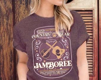 Country Bear Jamboree Shirt Disney
