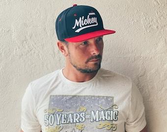 Disney Mickey Snapback Baseball Hat