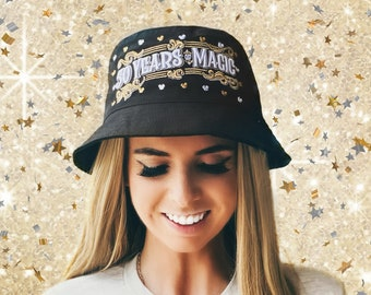 Disney 50th Anniversary Bucket Hat Magic Kingdom (PRE-ORDER)