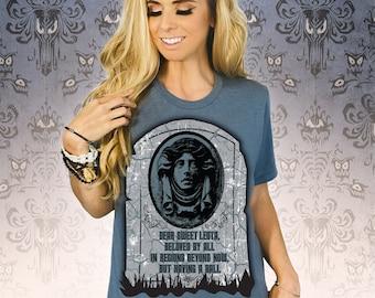 Madame Leota Shirt - Haunted Mansion