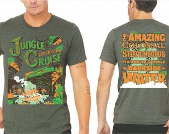 Jungle Cruise Shirt