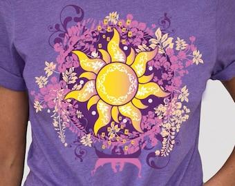 Rapunzel Tangled Shirt - Disney Princess Shirt