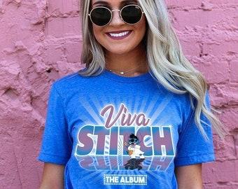 Elvis Stitch Shirt Disney