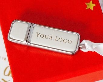 USB drive custom USB wedding USB flash drive personalised box