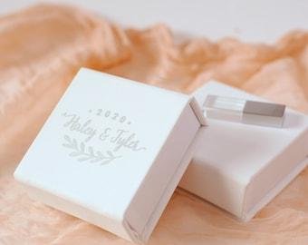 Flash Drive Box Custom USB Case Wedding Crystal USB Stick Personalized Box Packaging