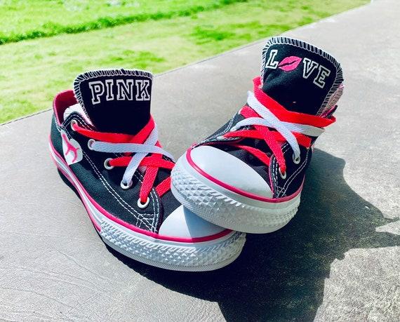 Secret Pink Sneaker | Etsy