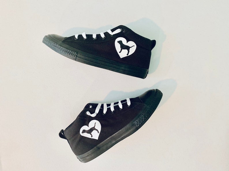 652a75fafe3ee Converse Pink Victoria's Secret Mid Top Shoe
